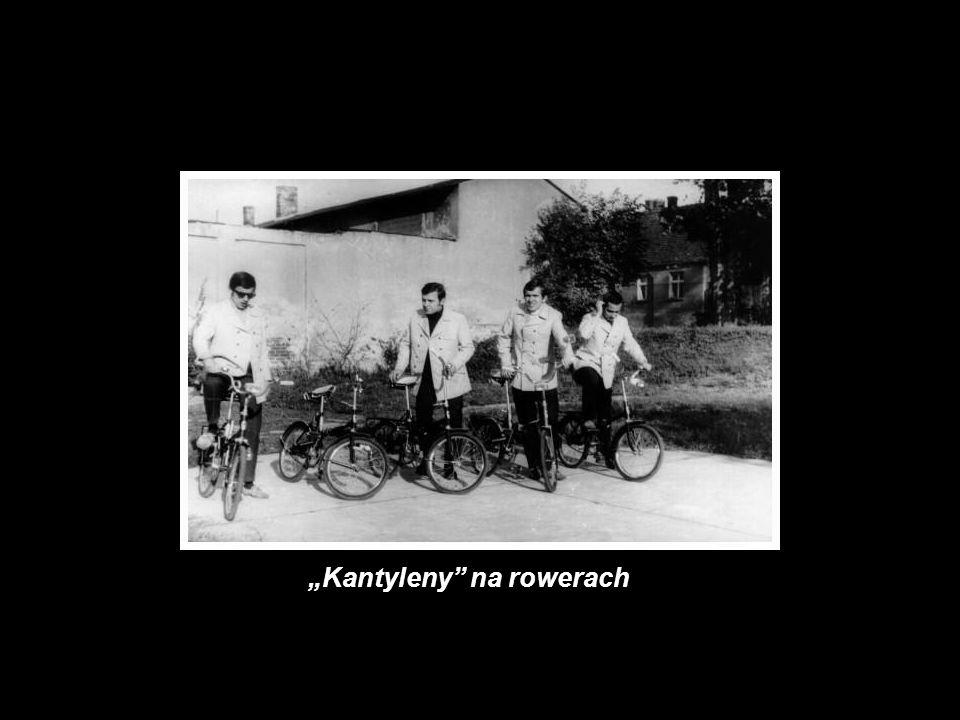"""""""Kantyleny na rowerach"""