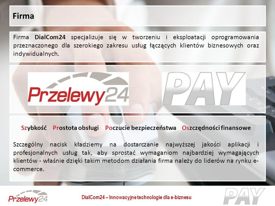 DialCom24 – Innowacyjne technologie dla e-biznesu