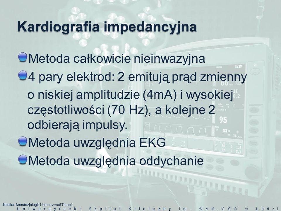 Kardiografia impedancyjna