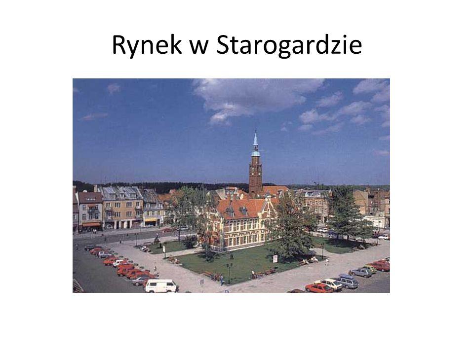 Rynek w Starogardzie