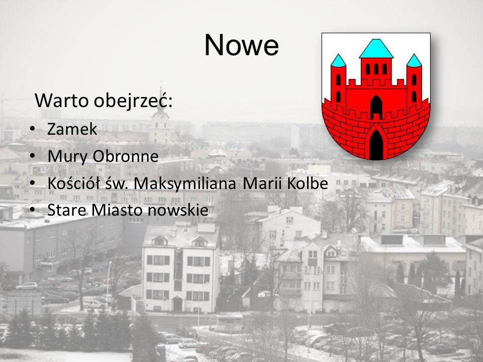 Nowe Warto obejrzeć: Zamek Mury Obronne
