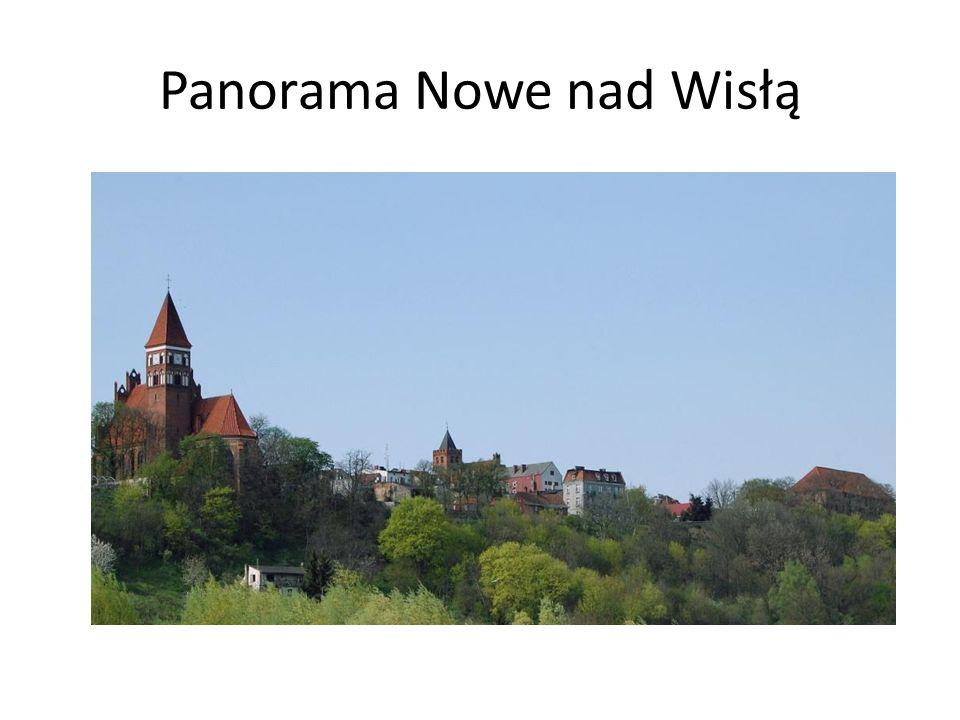 Panorama Nowe nad Wisłą