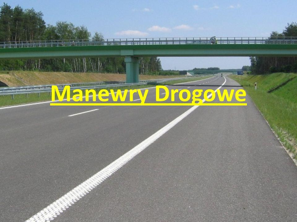 Manewry Drogowe