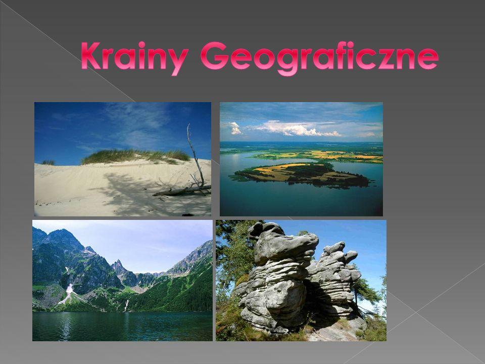 Krainy Geograficzne