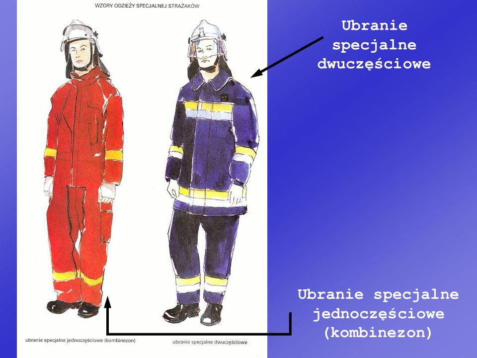 Ubranie specjalne dwuczęściowe
