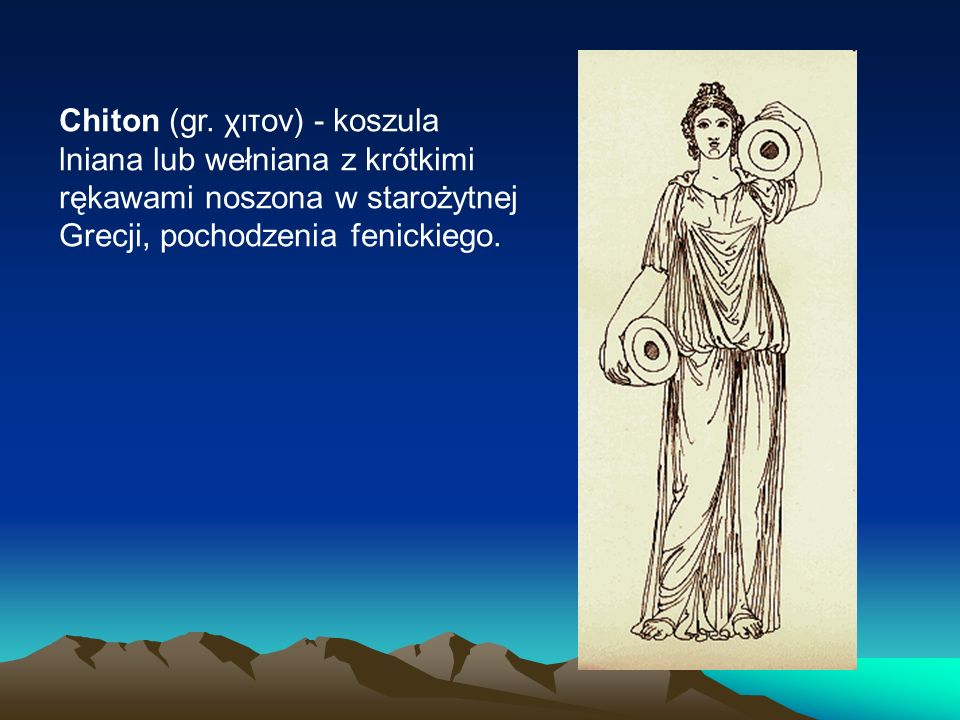 Chiton (gr.