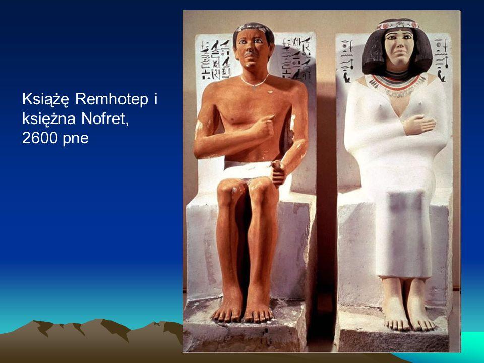 Książę Remhotep i księżna Nofret, 2600 pne