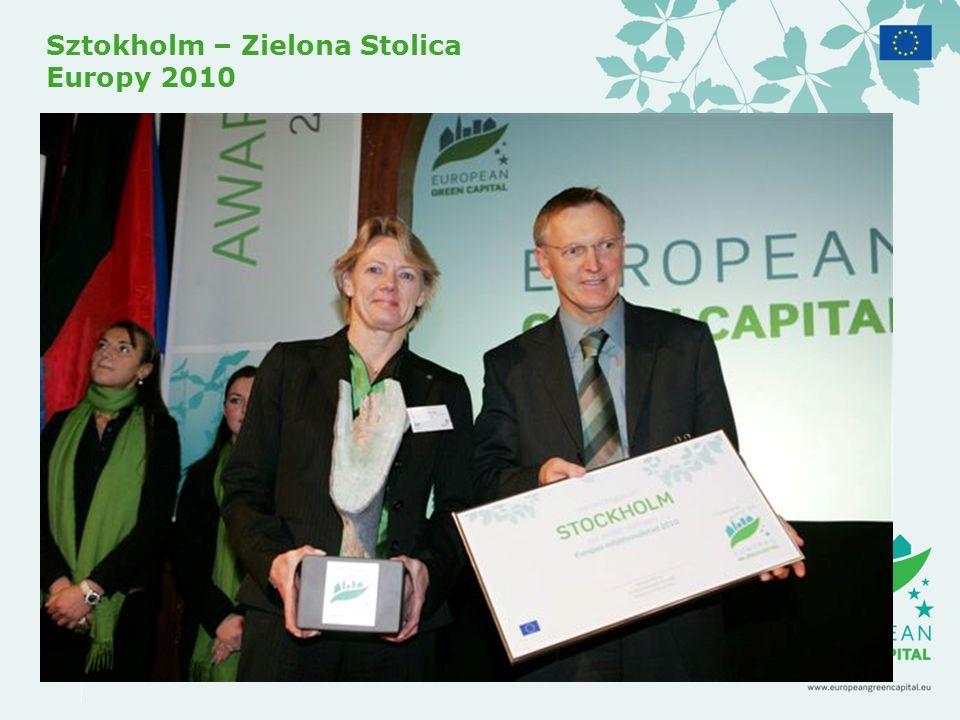 Sztokholm – Zielona Stolica Europy 2010
