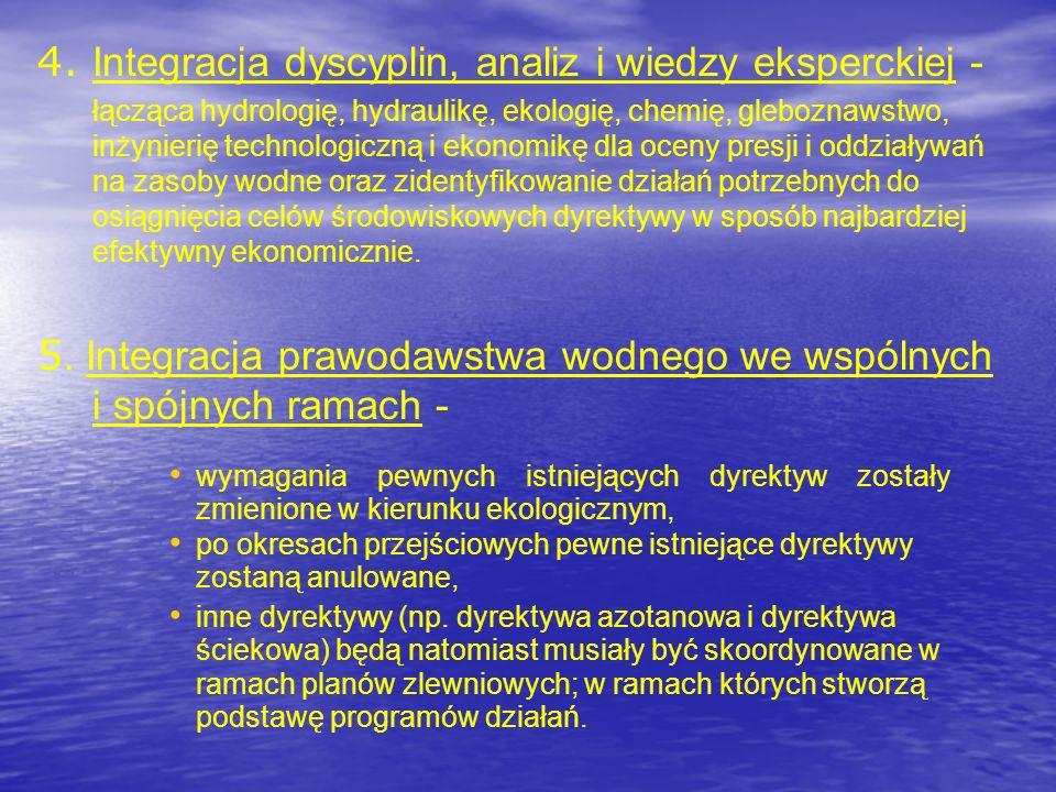 4. Integracja dyscyplin, analiz i wiedzy eksperckiej -