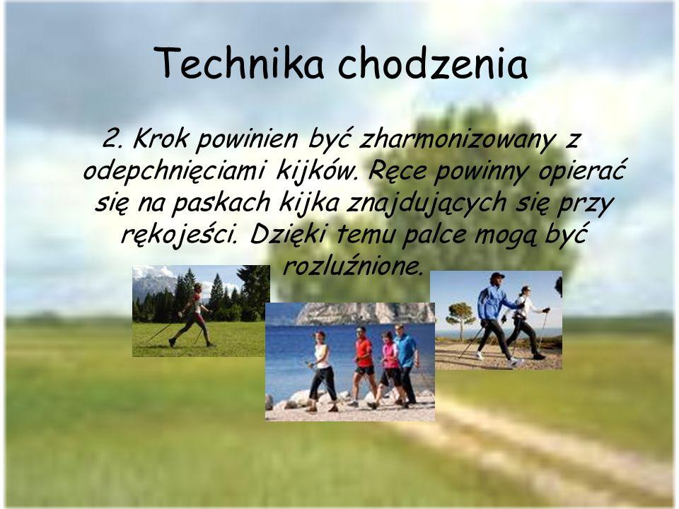 Technika chodzenia