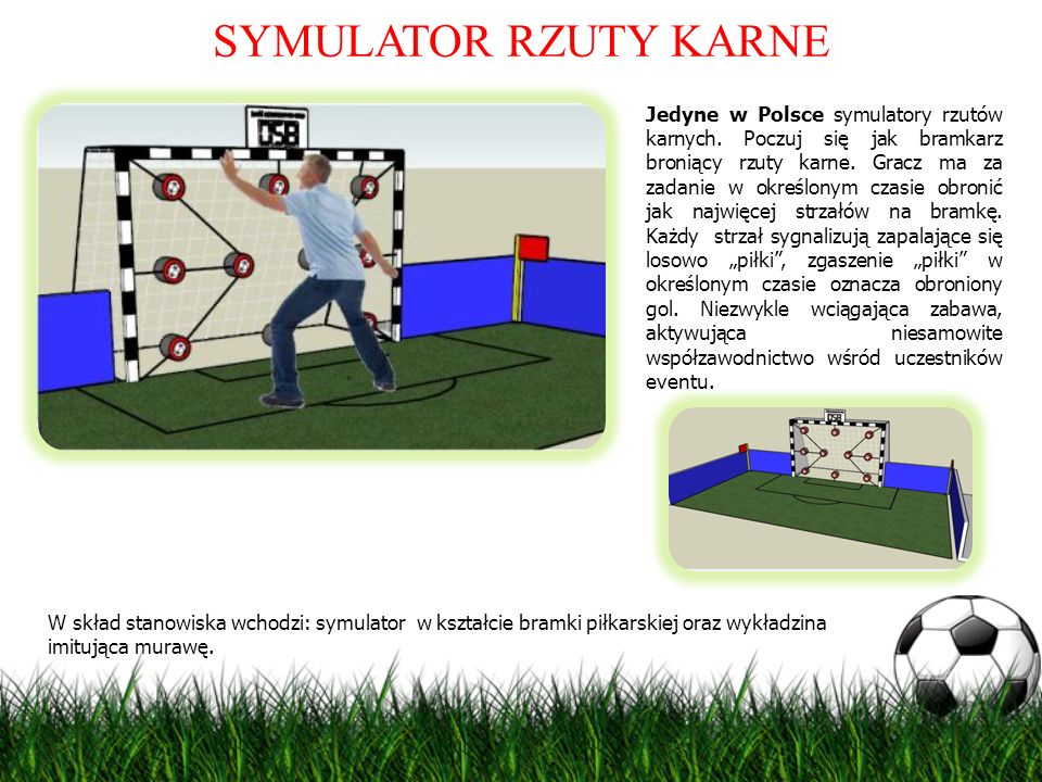 SYMULATOR RZUTY KARNE