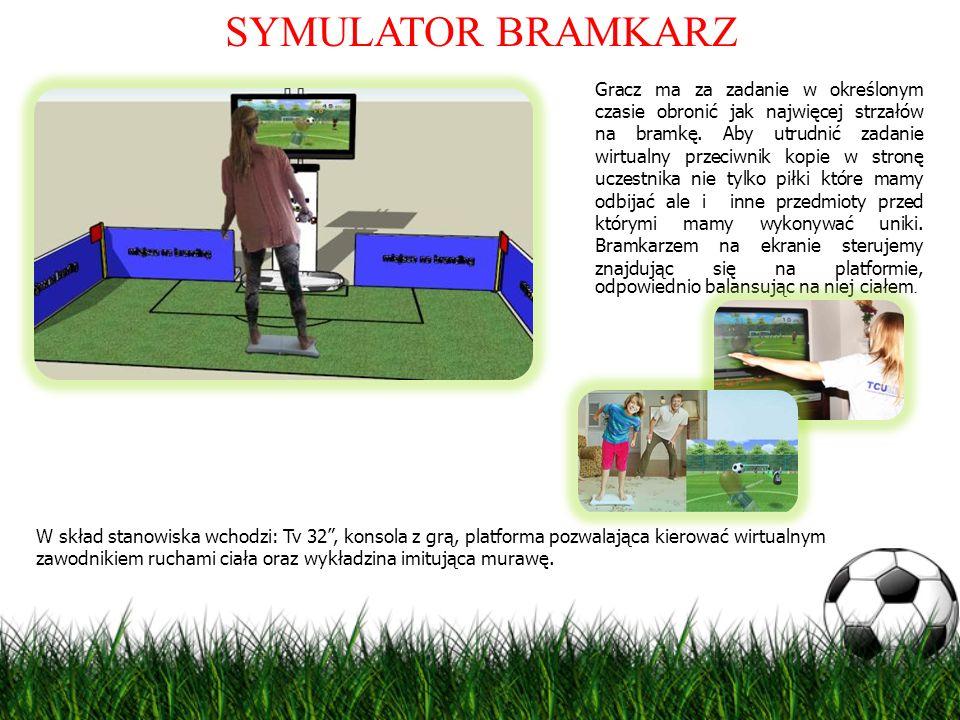 SYMULATOR BRAMKARZ