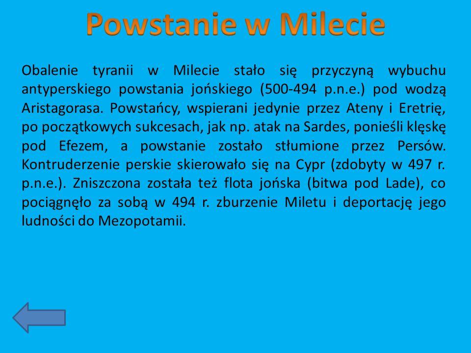 Powstanie w Milecie