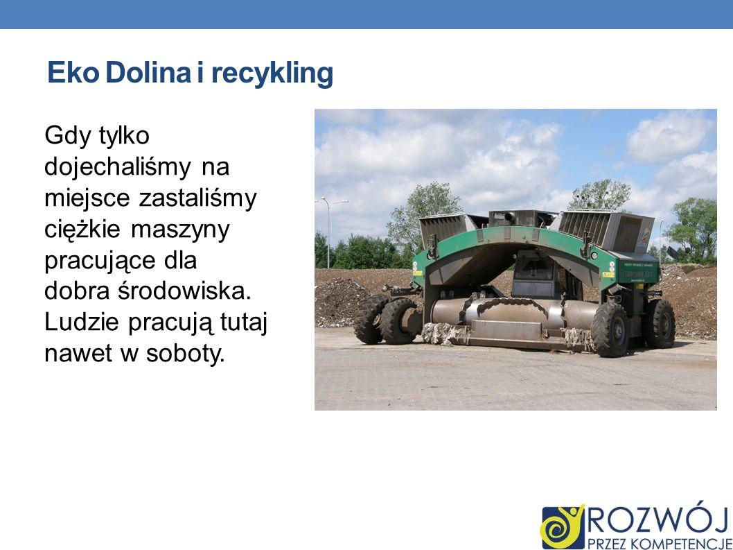 Eko Dolina i recykling