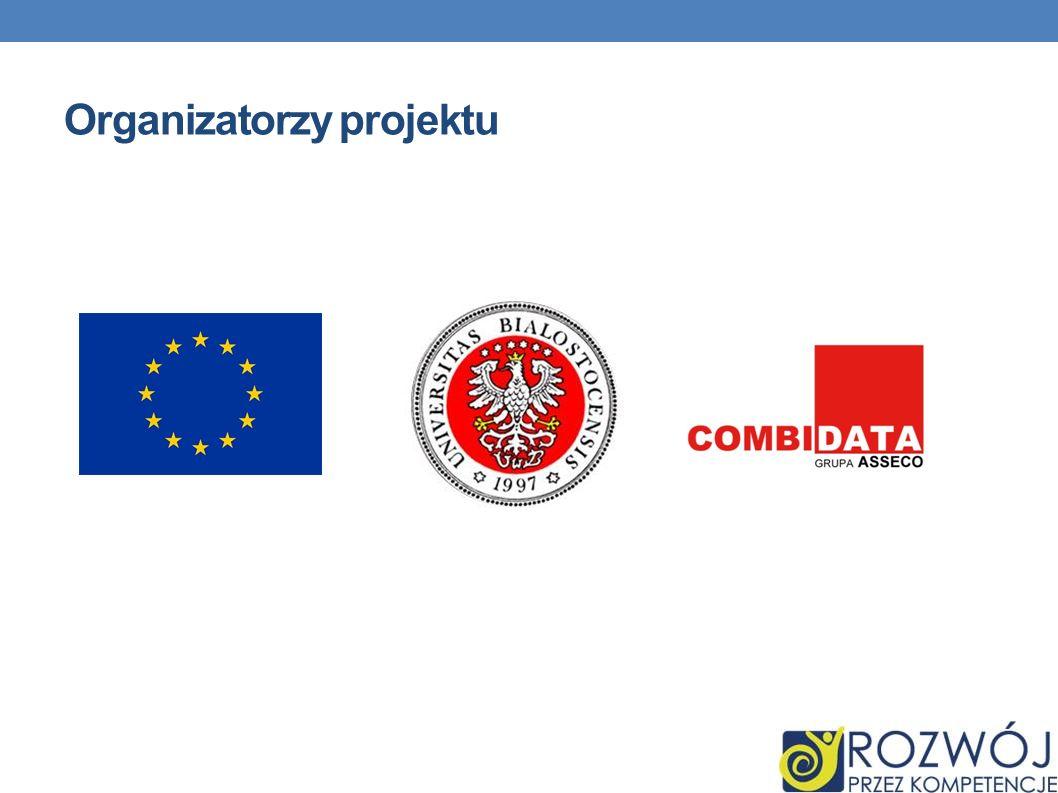 Organizatorzy projektu