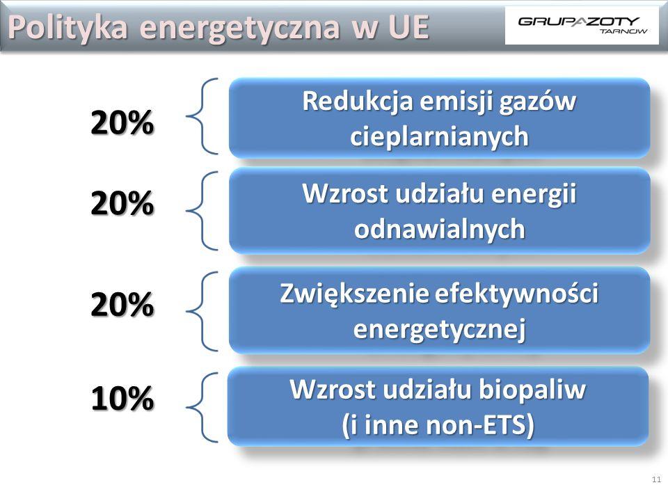 Polityka energetyczna w UE 20%