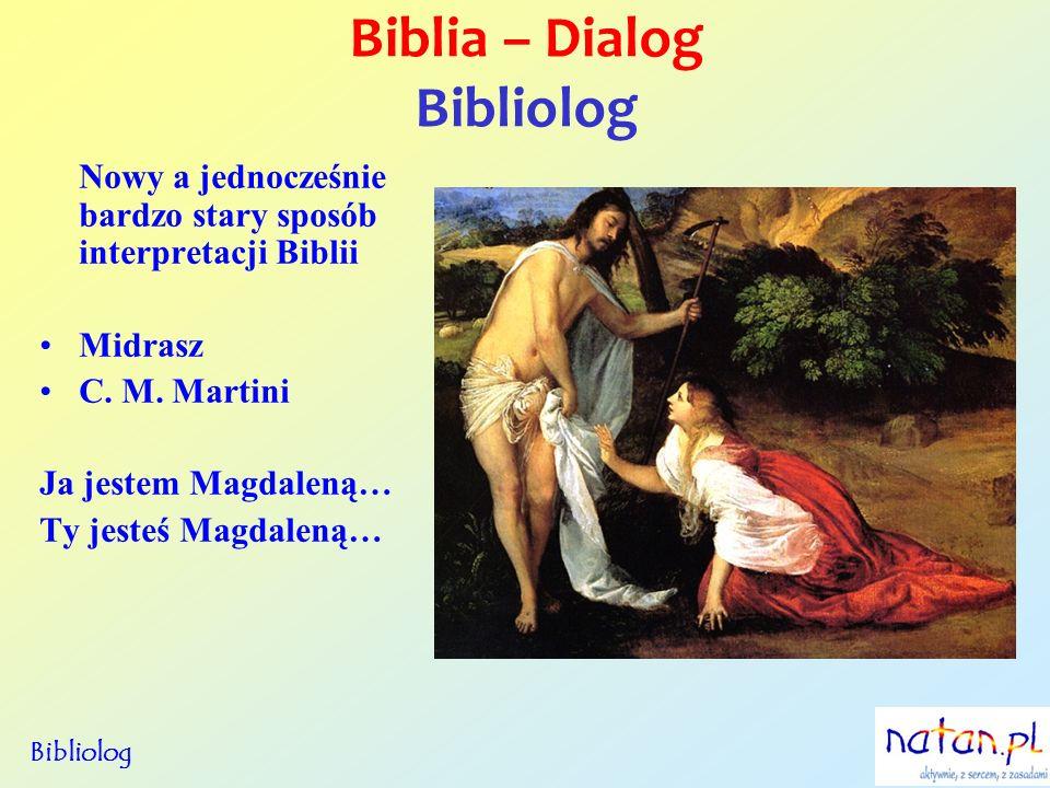 Biblia – Dialog Bibliolog