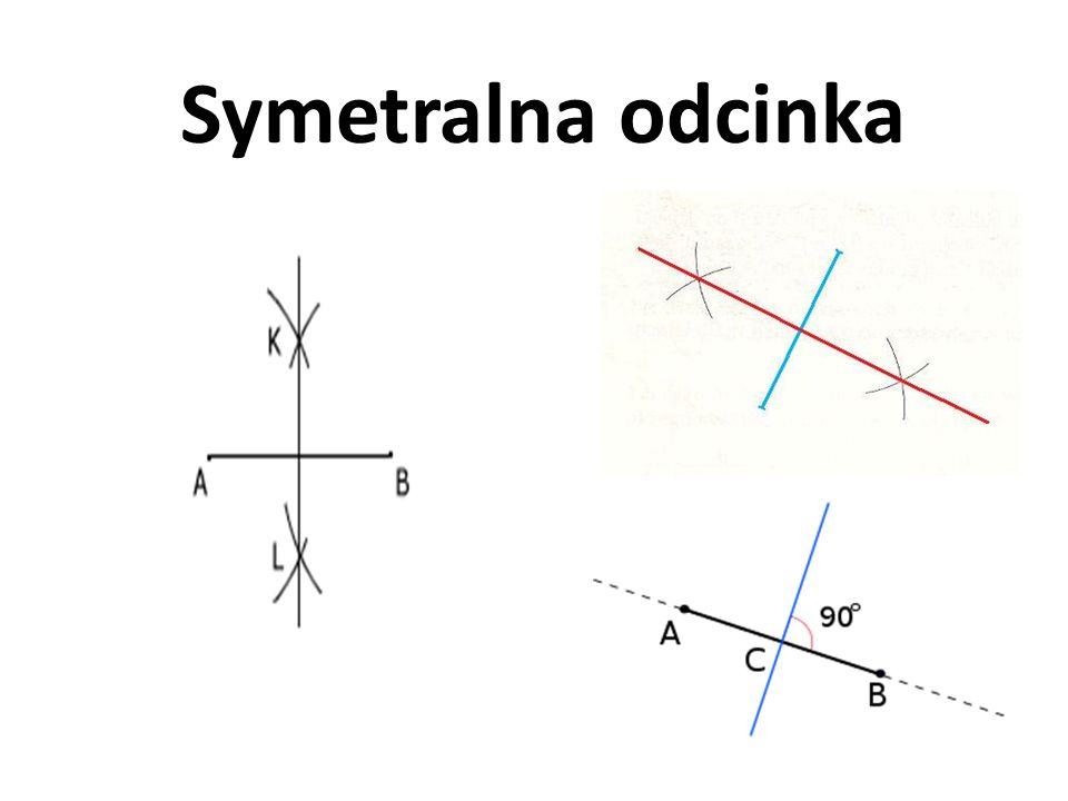 Symetralna odcinka