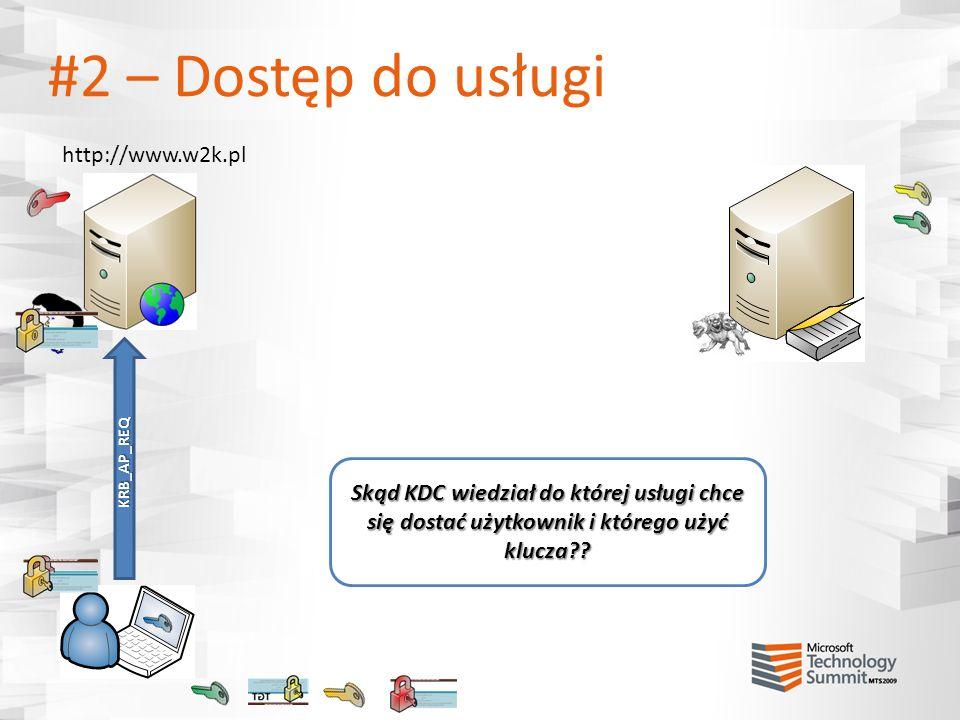 #2 – Dostęp do usługi http://www.w2k.pl