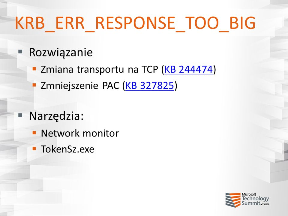 KRB_ERR_RESPONSE_TOO_BIG