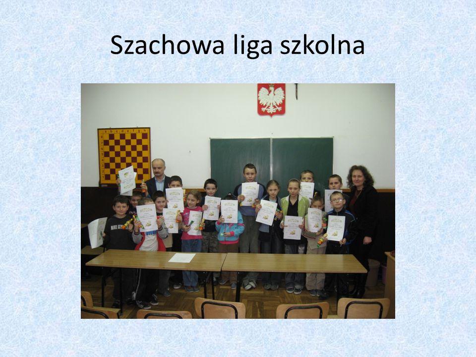 Szachowa liga szkolna