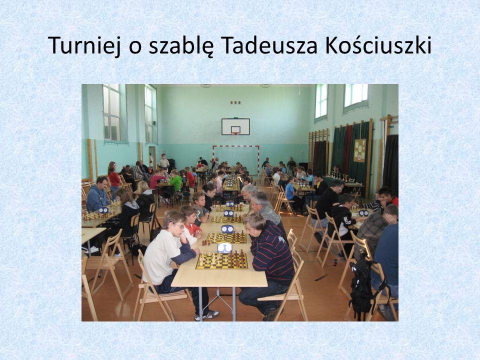 Turniej o szablę Tadeusza Kościuszki
