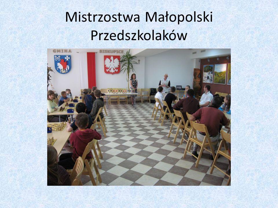 Mistrzostwa Małopolski Przedszkolaków