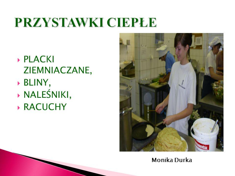 Daniel Możejko- kl. II kucharz