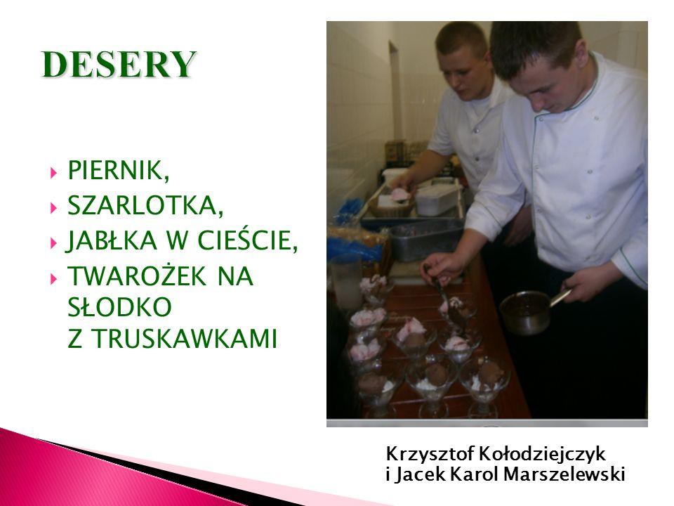 Krzysztof Kołodziejczyk i Jacek Karol Marszelewski