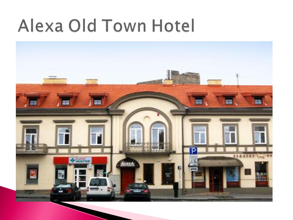 Alexa Old Town Hotel