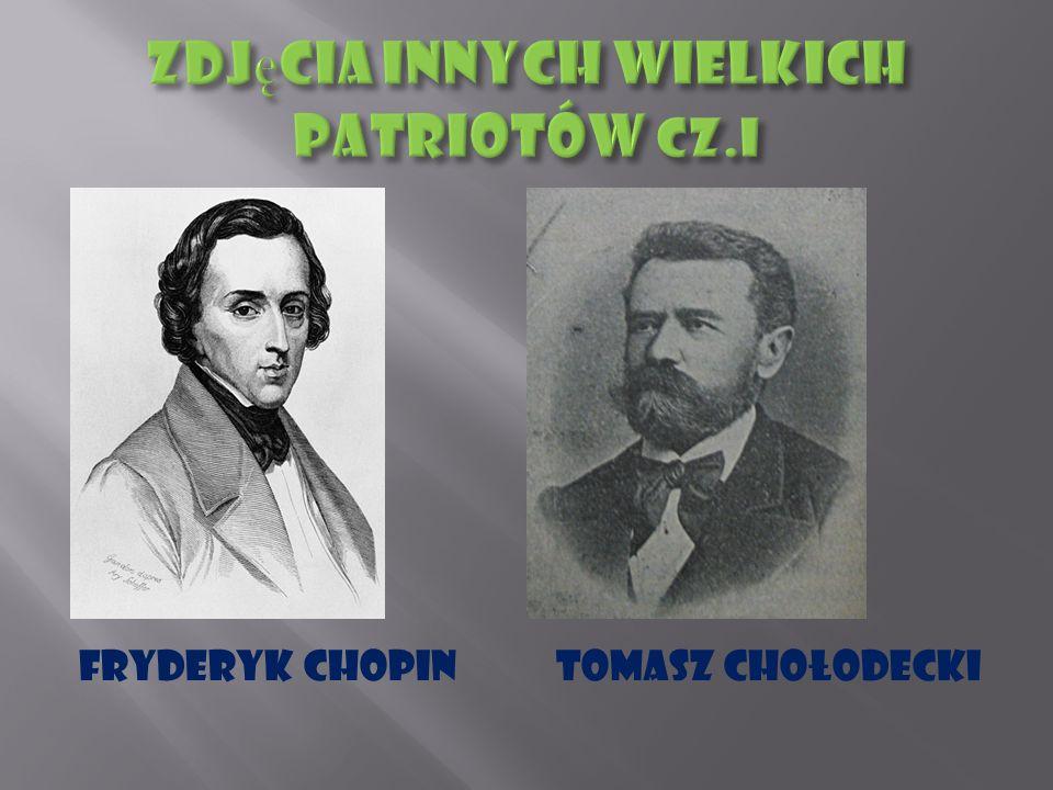 Zdjęcia innych wielkich patriotów cz.I
