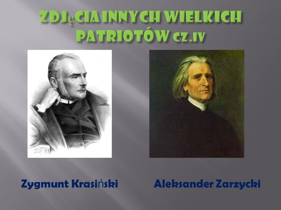 Zdjęcia innych wielkich patriotów cz.IV