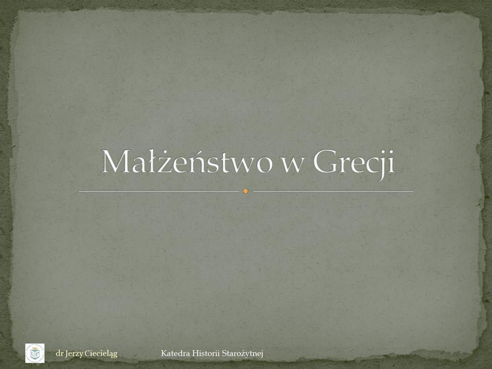 Małżeństwo w Grecji
