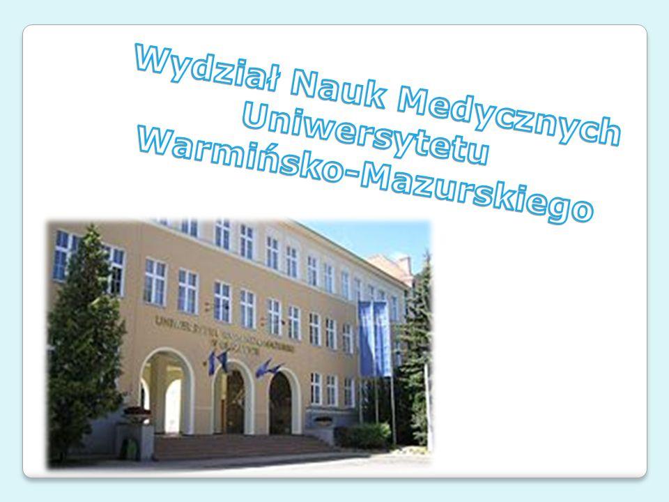 Wydział Nauk Medycznych Warmińsko-Mazurskiego