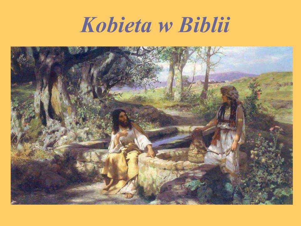 Kobieta w Biblii