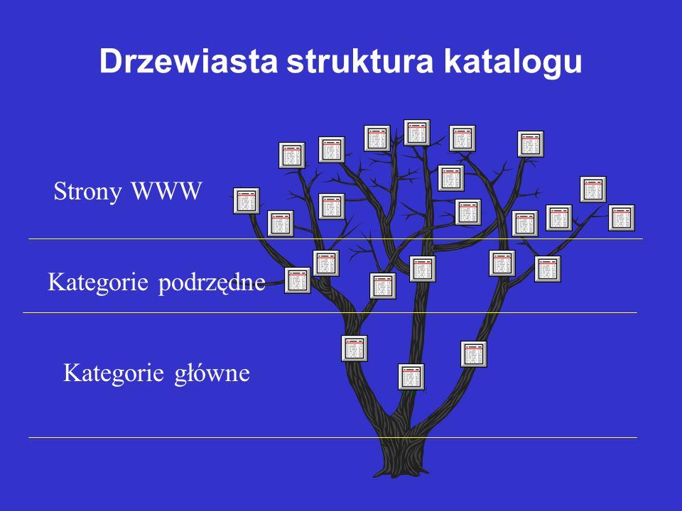 Drzewiasta struktura katalogu