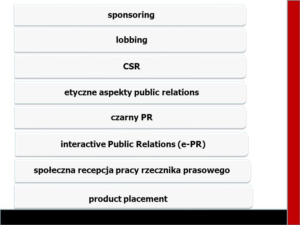 etyczne aspekty public relations