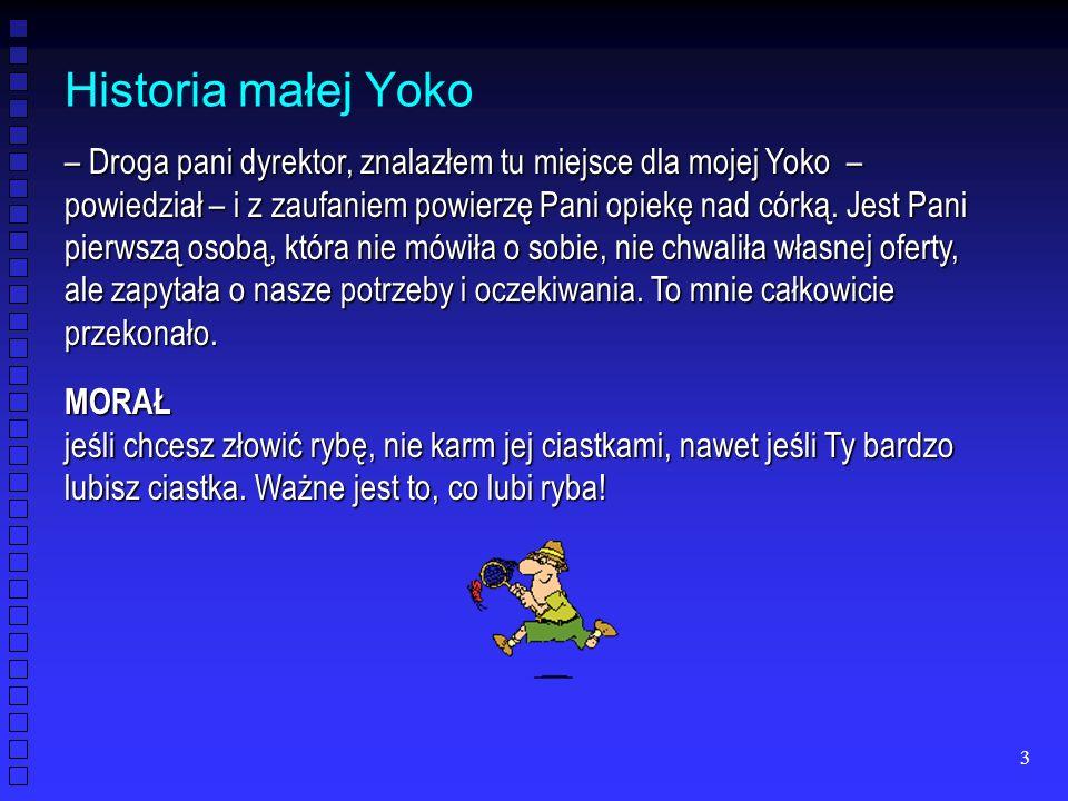 Historia małej Yoko