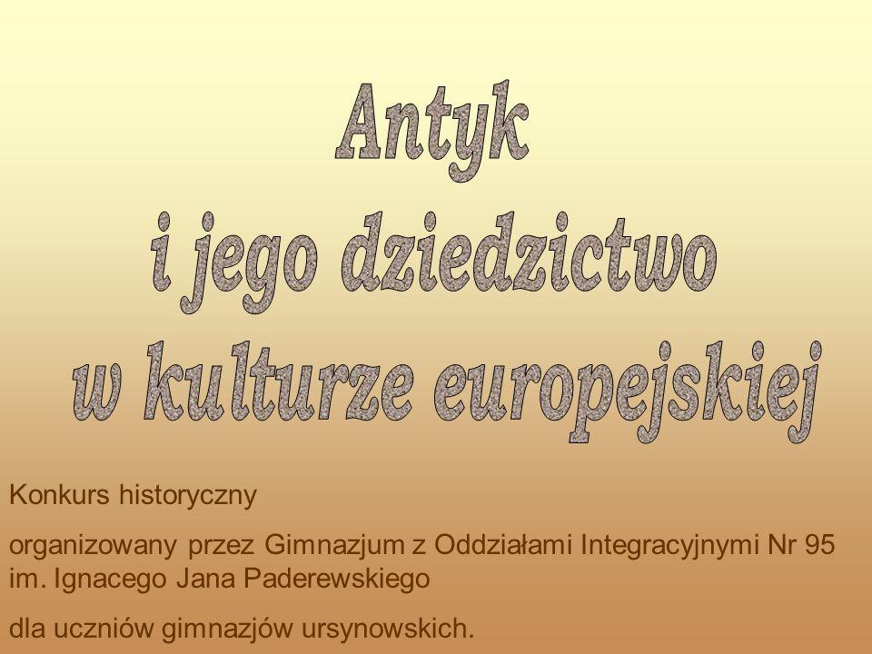 w kulturze europejskiej