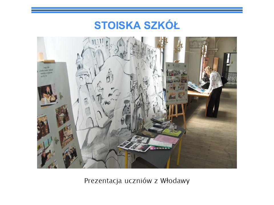 Prezentacja uczniów z Włodawy