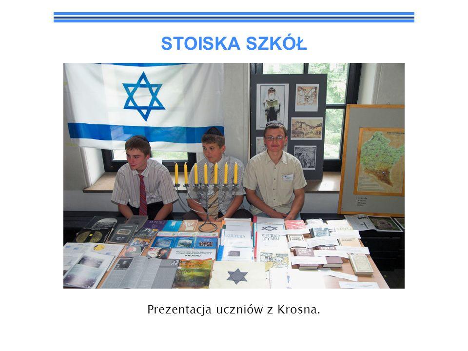 Prezentacja uczniów z Krosna.