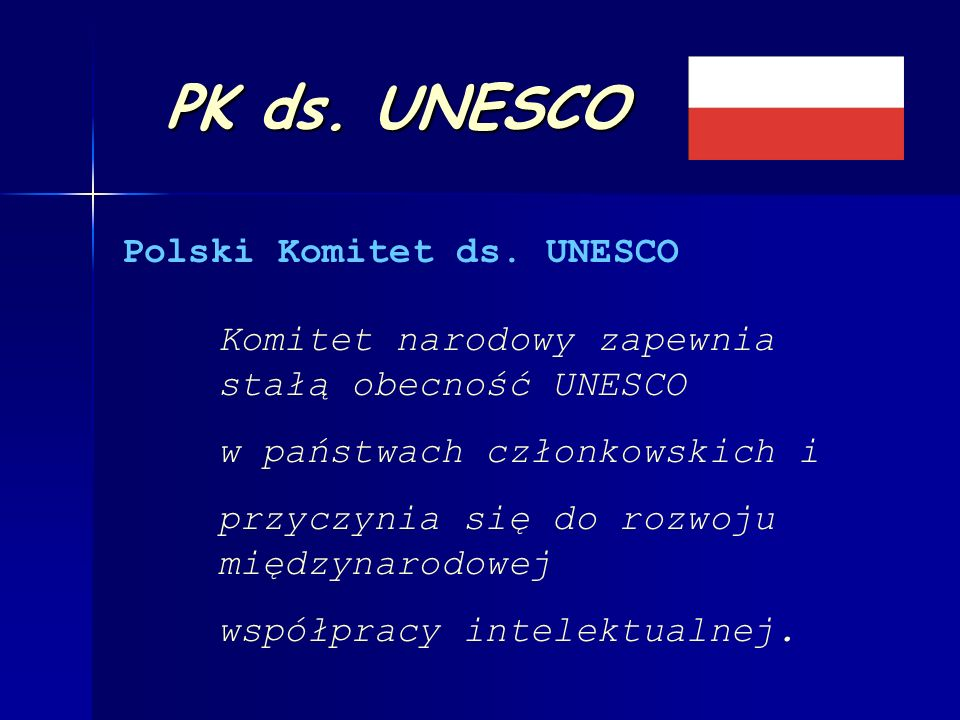 PK ds. UNESCO Polski Komitet ds. UNESCO
