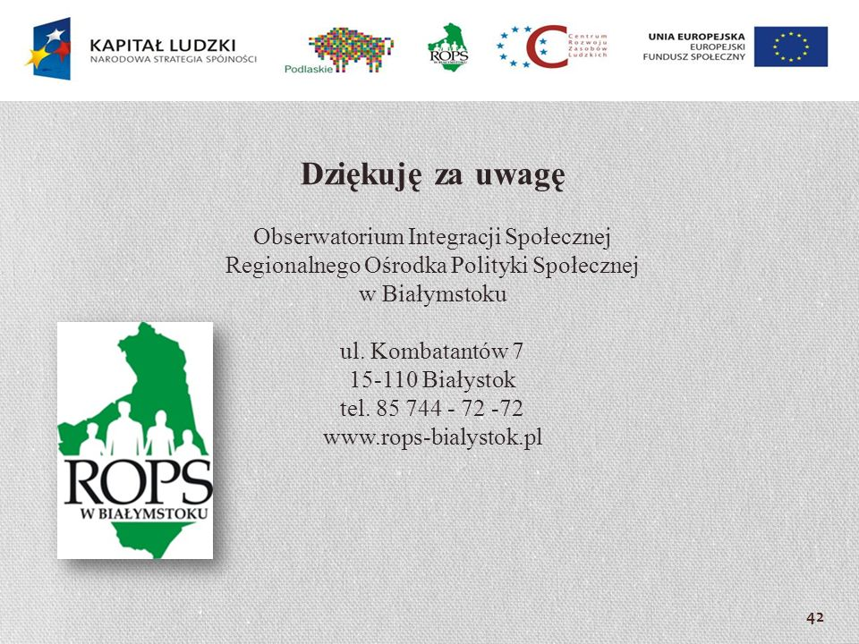 ul. Kombatantów 7 15-110 Białystok tel. 85 744 - 72 -72