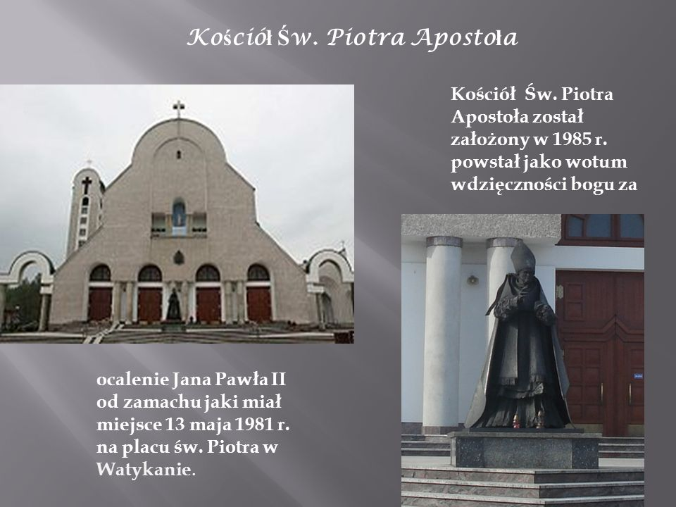 Kościół Św. Piotra Apostoła