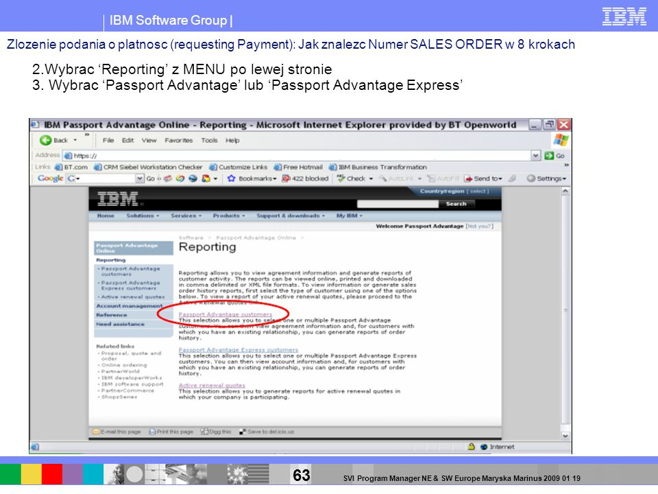 Zlozenie podania o platnosc (requesting Payment): Jak znalezc Numer SALES ORDER w 8 krokach