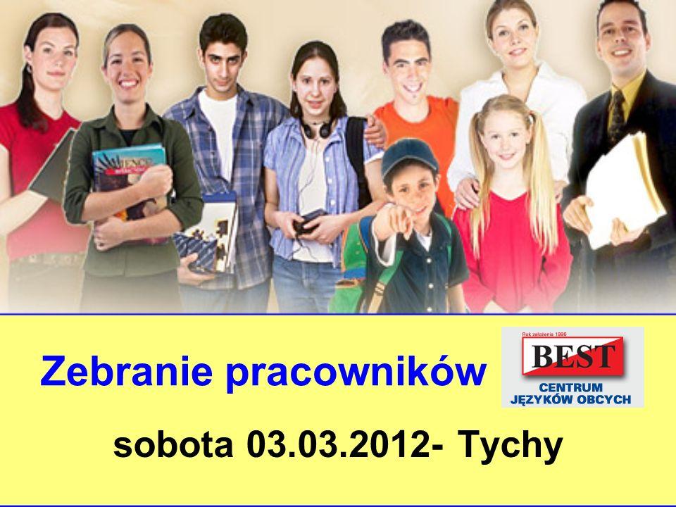 Zebranie pracowników sobota 03.03.2012- Tychy
