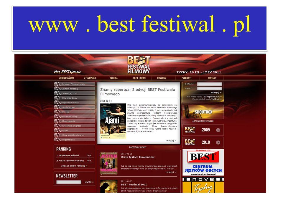 www . best festiwal . pl
