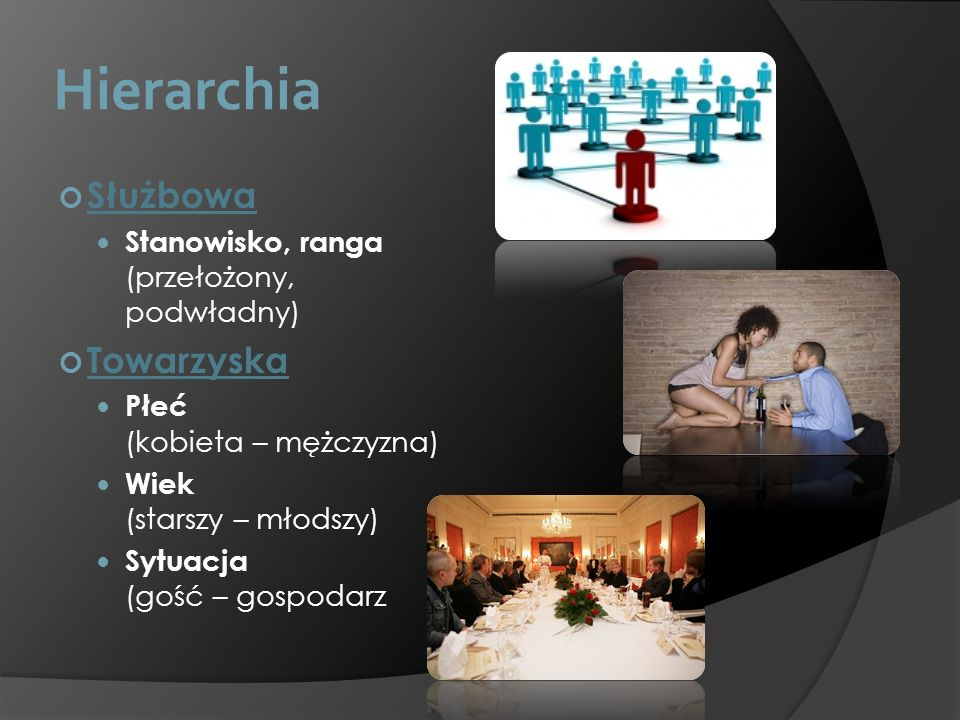 Hierarchia Służbowa Towarzyska