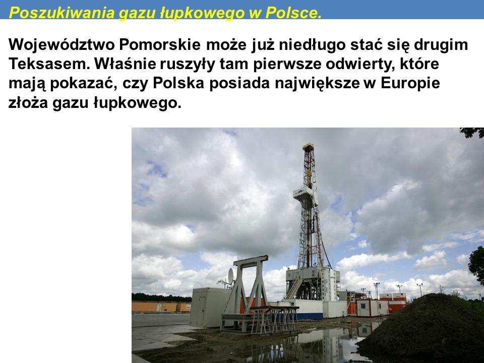 Poszukiwania gazu łupkowego w Polsce