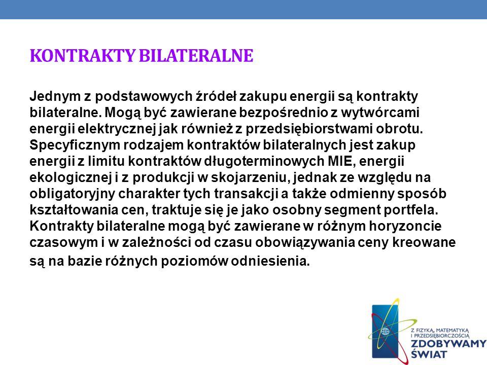 Kontrakty bilateralne